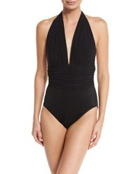 Magicsuit Yves Halter One Piece Swimsuit Available In Dd Cup Black
