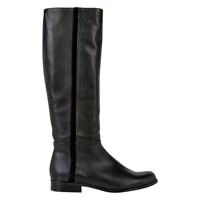 Hobbs Diane Long Boots Black Leather