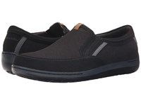 Dunham Fitsync Black Men's Slip On Shoes