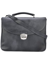 Orciani Tejus Briefcase Black