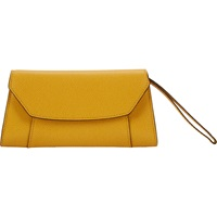 La Scala Mini Wristlet Yellow