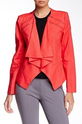 Insight Woven Jacket Red