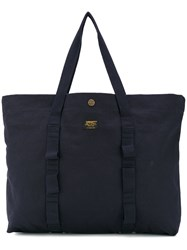 Carhartt Large Tote Men Cotton One Size Blue