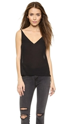J Brand Lucy Camisole Black