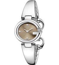Guccissima Bracelet Watch Ya134506