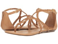 Report Laina Camel Synthetic Women's Sandals Tan