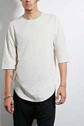Forever 21 Kdnk Drop Shoulder Tee
