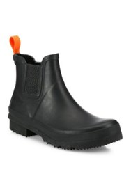 Swims Charlie Chelsea Rain Boots Black