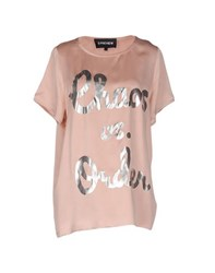 5Preview Shirts Blouses Women Pink