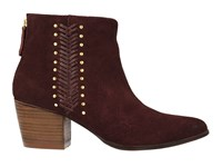 Gioseppo Opelika Ankle Boots Red