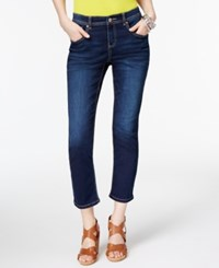 Inc International Concepts Curvy Cropped Skinny Jeans Only At Macy's Spirit Wash