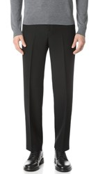 Our Legacy Wool Crepe Chinos 24 Black