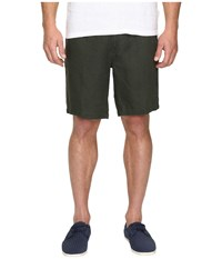 Onia Abe Shorts Army Green
