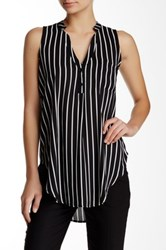 Lush V Neck Tank Juniors Multi