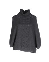Lorena Antoniazzi Knitwear Turtlenecks Women Lead