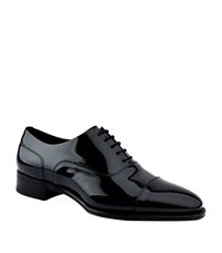 Dsquared2 Formal Evening Patent Brogues Male Black