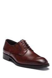 To Boot Brampton Leather Derby Bruciato