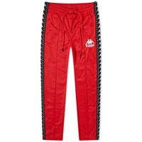 Kappa Authentic Star Anac Track Pant Red