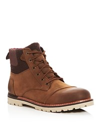 Toms Ashland Waterproof Boots Brown