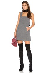 Baandsh Lyss Dress Gray