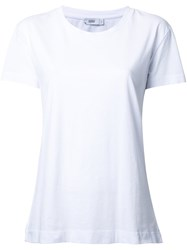 Closed Classic T Shirt White