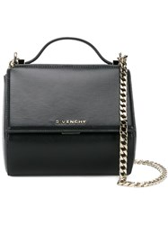 Givenchy Pandora Box Shoulder Bag Black