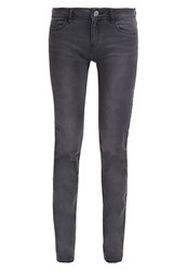 S.Oliver Denim Slim Fit Jeans Black Heavy Stone Black Denim