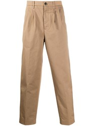 Closed Loose Fit Chinos Neutrals