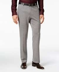 Inc International Concepts Men's Tanner Slim Fit Knit Suit Pants Only At Macy's Grey