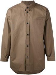 Stutterheim 'Lerum' Jacket Men Cotton Polyurethane M Brown