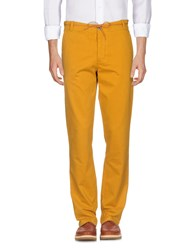 Homecore Casual Pants Ocher