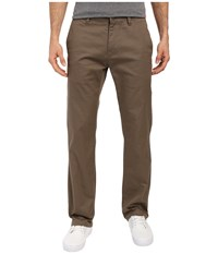 Volcom Frickin Modern Stretch Chino Mushroom Men's Casual Pants Gray