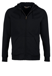 Carhartt Hooded Chase Jacket Tracksuit Top Jet Dark Blue