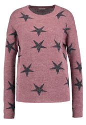 Jdyrubin Jumper Rose Brown