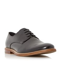 Bertie Rae Oxford Lace Up Shoes Black
