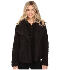 Sanctuary Camilla Jacket Black Women's Coat