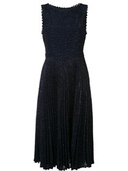 Zac Posen 'Ally' Dress Blue