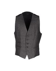 Gazzarrini Vests Grey