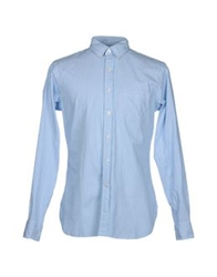 Brooks Brothers Long Sleeve Shirts Turquoise