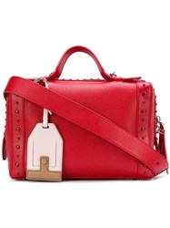 Tod's Gommino Tote Bag Red