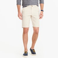 J.Crew 10.5 Short In Seeded Cotton