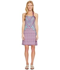 Prana Quinn Dress Grapevine Samba Women's Dress Pink