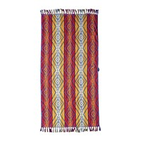 Pendleton Pagosa Springs Sculpted Spa Towel Fuchsia