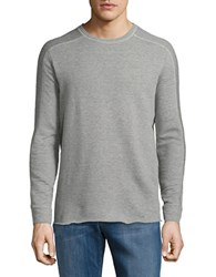 Selected Crewneck Pullover Light Grey