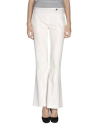 Lupattelli Casual Pants White