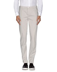 7 For All Mankind Trousers Casual Trousers Men Light Grey
