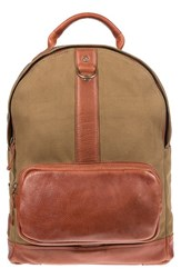Men's Will Leather Goods 'Signature' Backpack