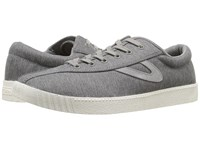 Tretorn Nylite 4 Plus Grey Grey Men's Lace Up Casual Shoes Gray