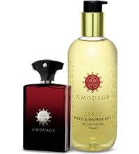 Amouage Lyric Man Gift Set