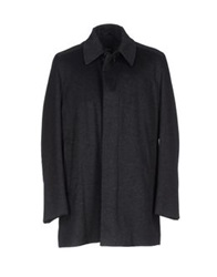 Boss Black Coats Steel Grey